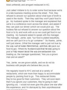 Restaurant Owner Has The Perfect Response To Angry Yelp User