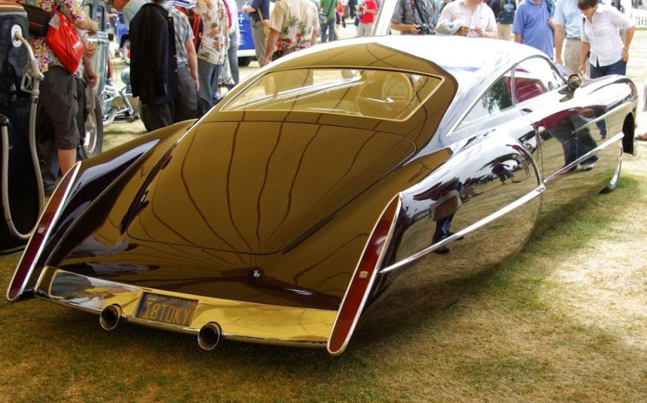 """The """"CadZZilla"""" of Billy Gibbons from ZZ Top"""