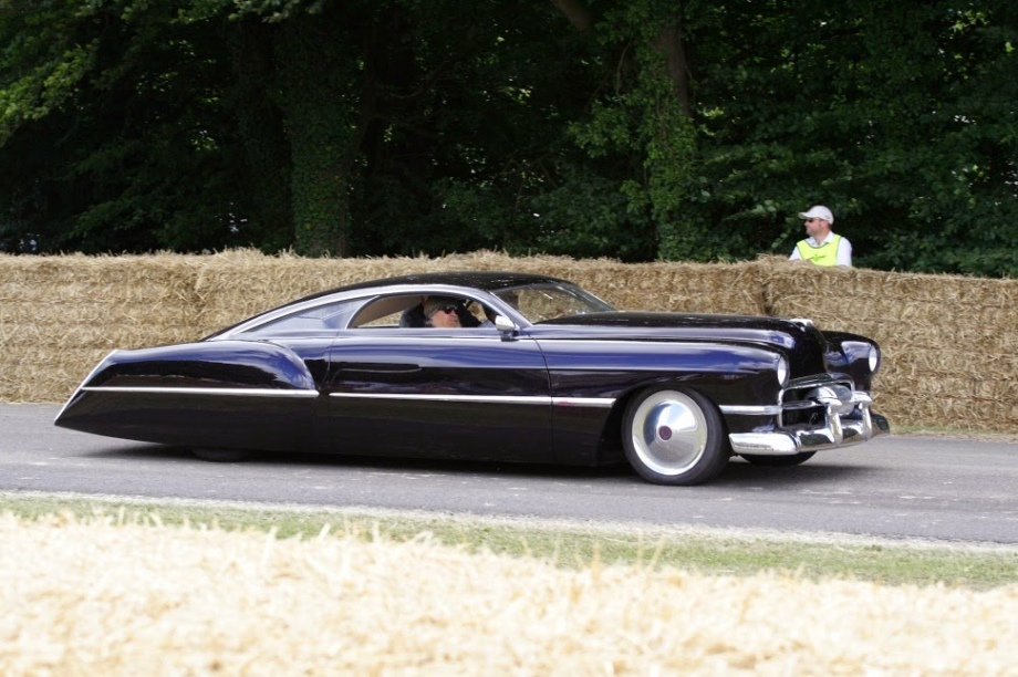 The Quot Cadzzilla Quot Of Billy Gibbons From Zz Top Vehicles