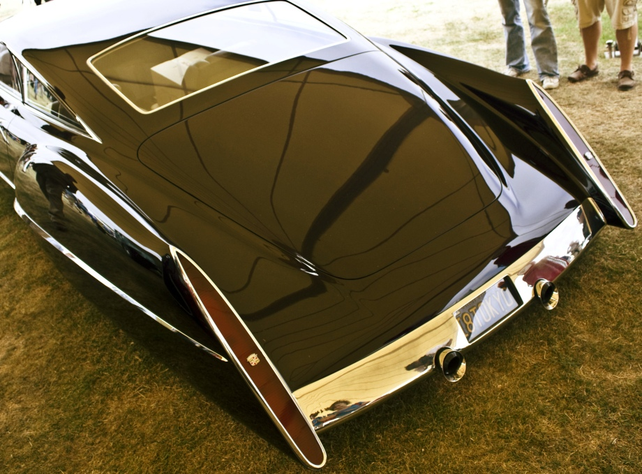 The Cadzzilla Of Billy Gibbons From Zz Top Vehicles
