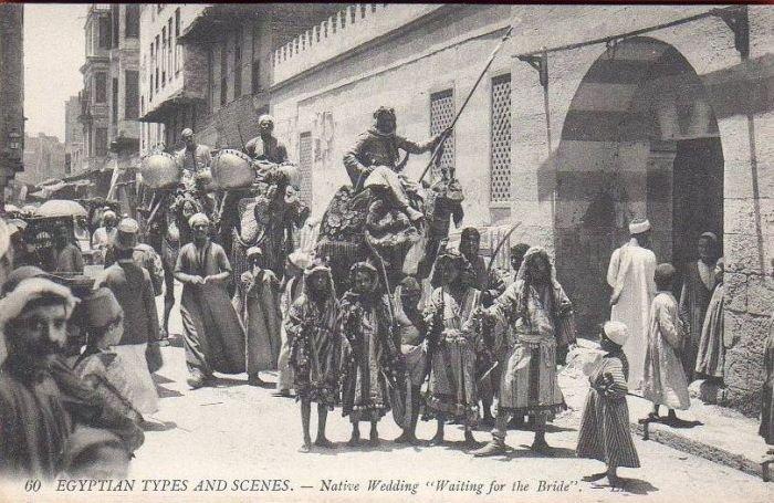 Retro Photos of Egypt