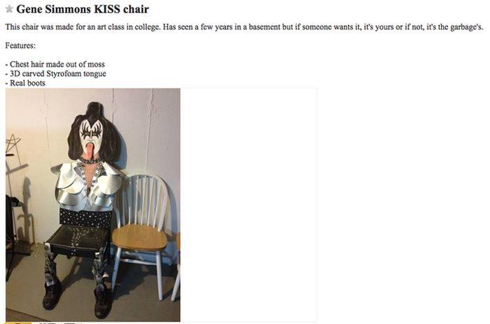 The Strangest Craigslist Ads Ever Created