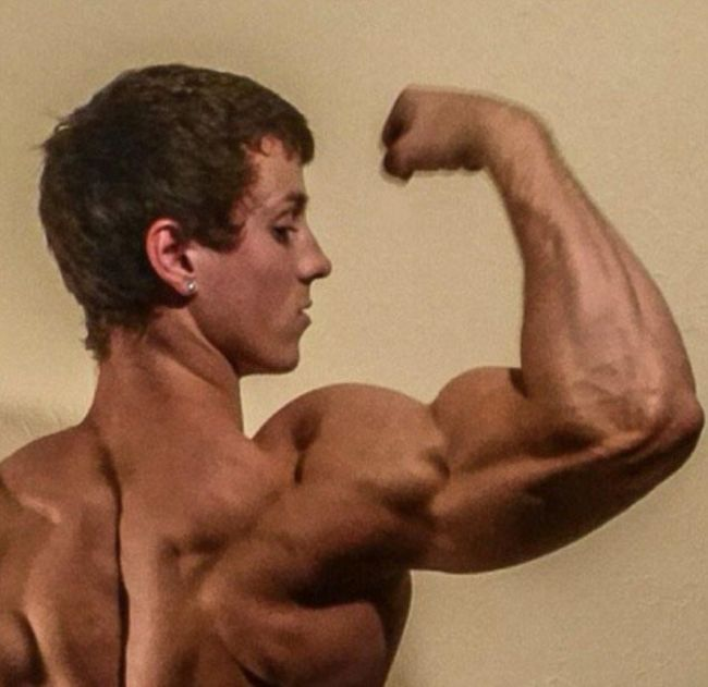 From Lymphoma Patient To Bodybuilder