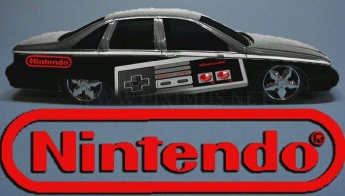 Super Mario Fan Creates Geeky Nintendo-mobile