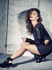 Nicole Scherzinger in tight dresses