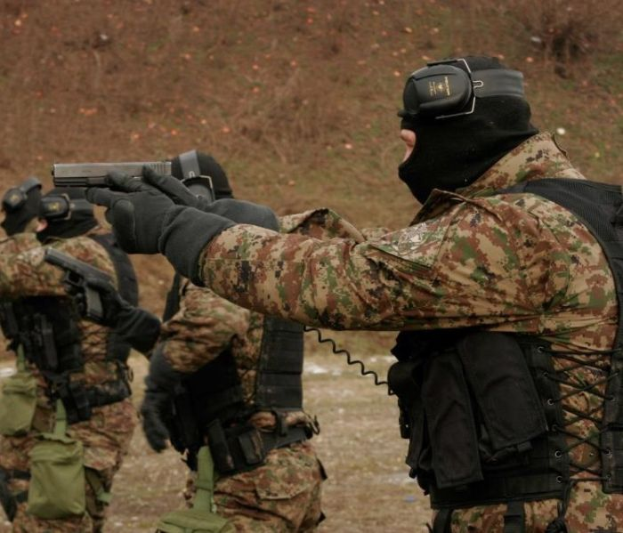 Don't Mess With The Serbian Special Forces