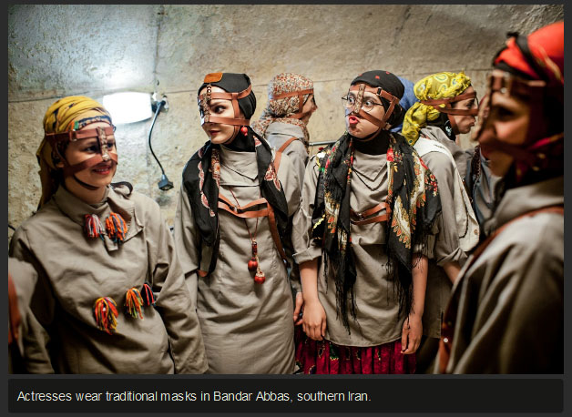 A Look At The Underground Art Scene In Iran