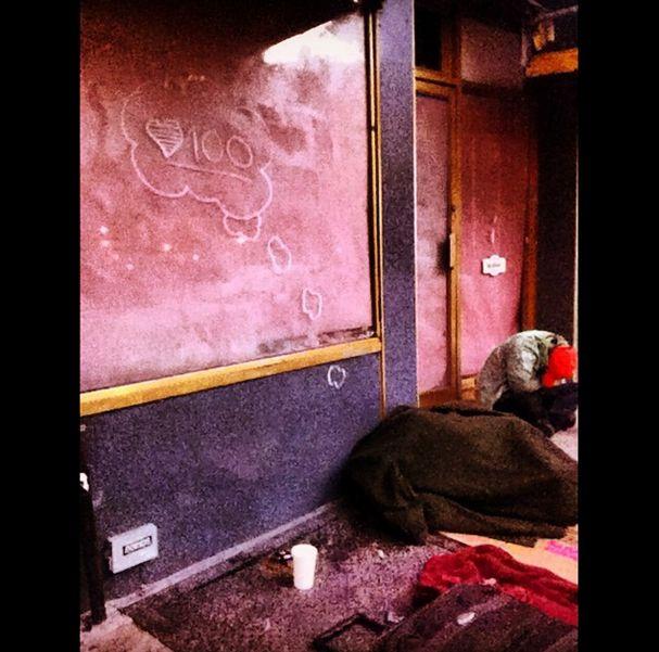 Artists Creates Homeless Dreams