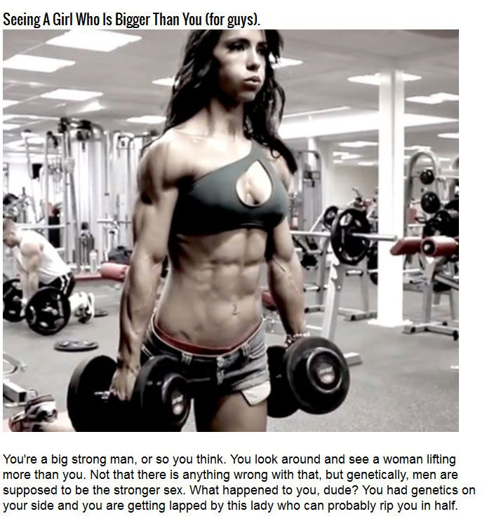 This Is Why You Hate Going To The Gym