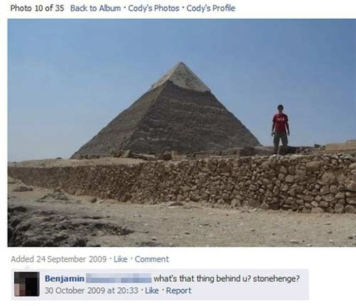 Proof That There Are Too Many Dumb People On Facebook