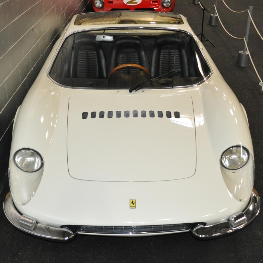 '66 Ferrari 365 P Tre Posti