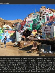 The 10 Most Bizarre Neighborhoods On The Planet
