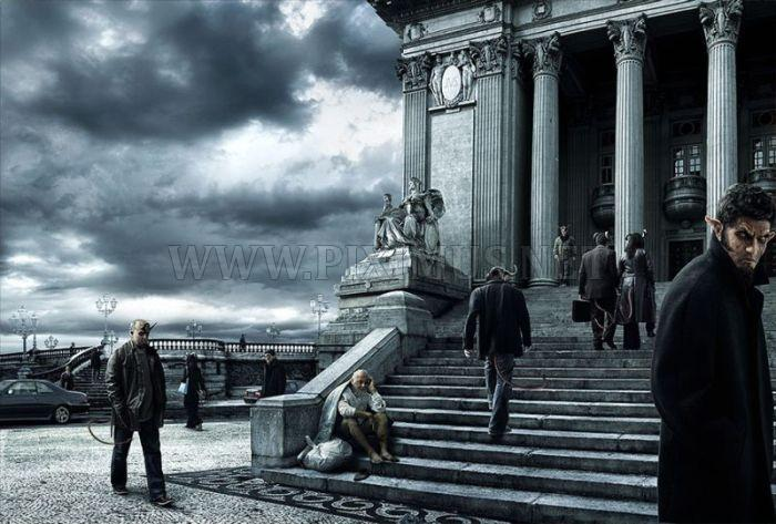 Creative Photoshopped Images