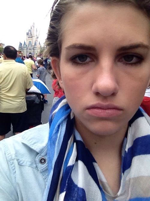 This Woman Hates Disney World