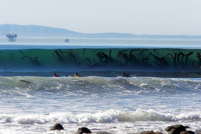 Photos That Are Terrifying Because They Are Real