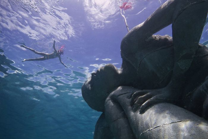 The Underwater Version Of Atlas