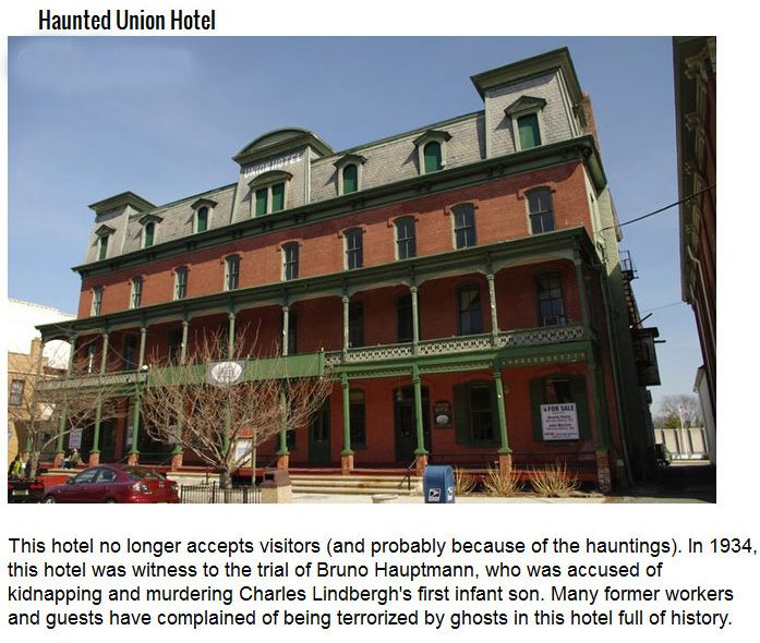 Proof That New Jersey Is One Of The Most Haunted States In America