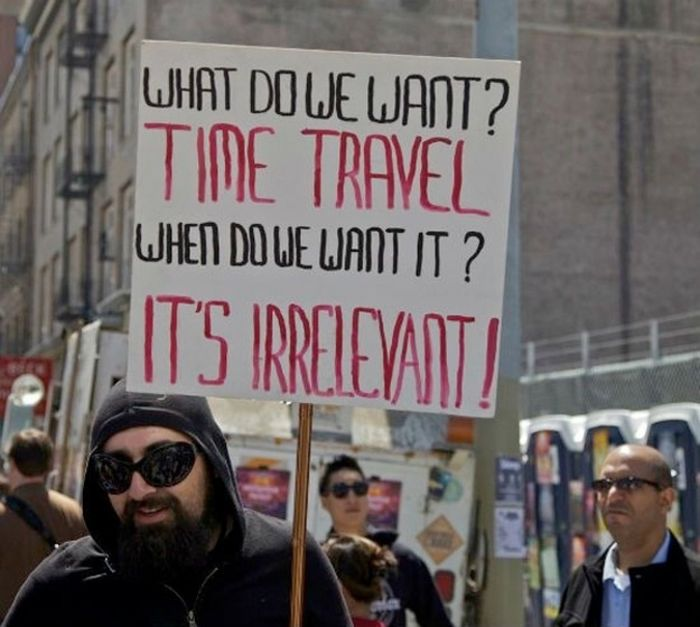 Creative Ways To Protest