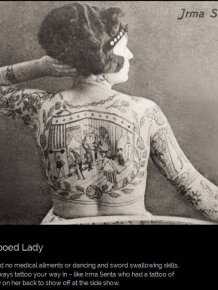 An Inside Look At American Freak Shows