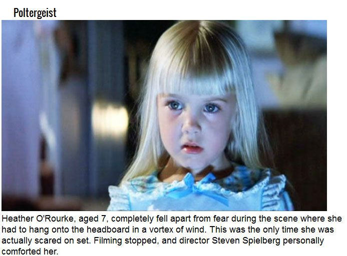 20 Facts You Never Knew About Your Favorite Horror Movies