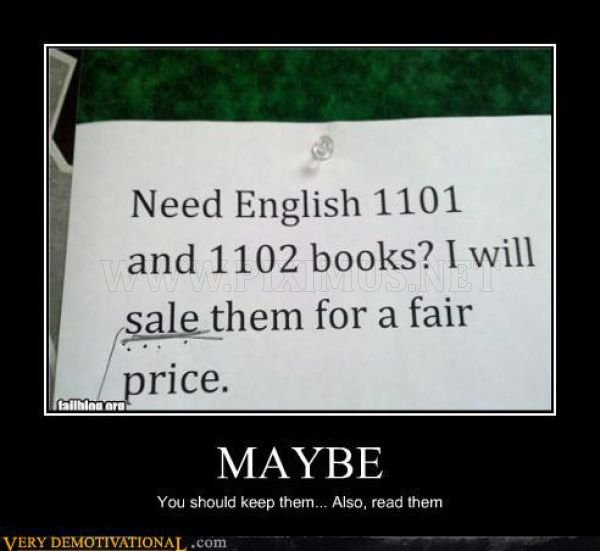 Funny Demotivational Posters , part 6