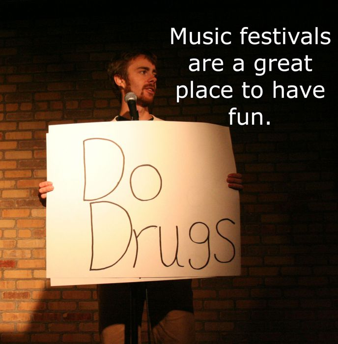 The Truth About Music Festivals