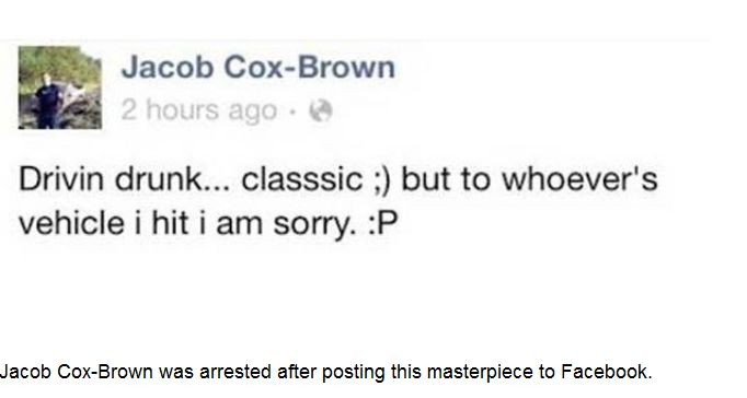 These People Got In Serious Trouble For Posting On Facebook