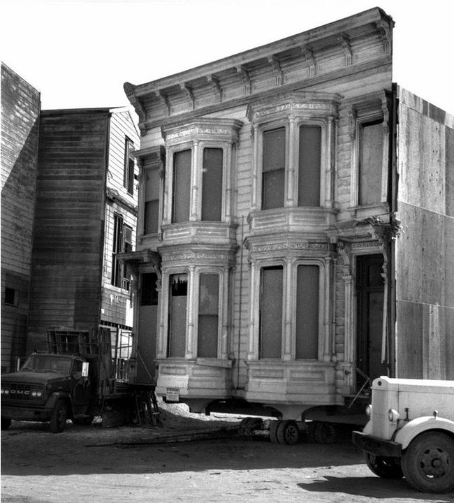 How Neighborhoods Were Built In San Francisco