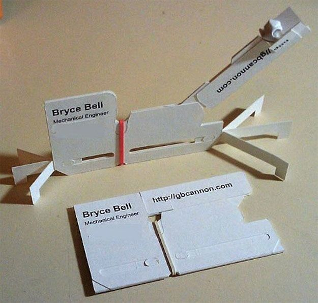 The Best Business Cards In The World Today