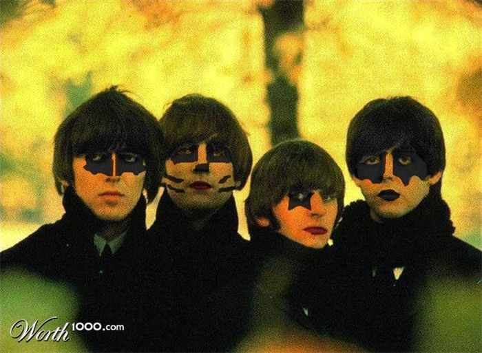 The Internet Has Finally Turned The Beatles Into A Meme