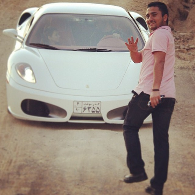 Life of rich teenagers from Iran