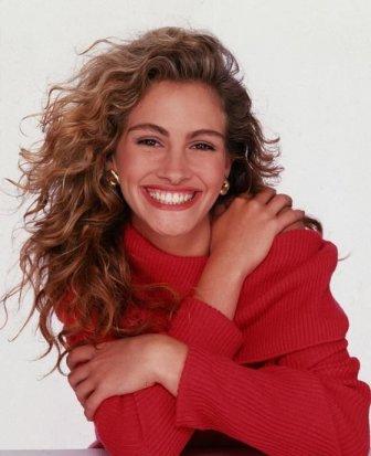 Julia Robrts - 20 years ago