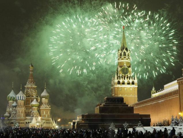 Modern Russia