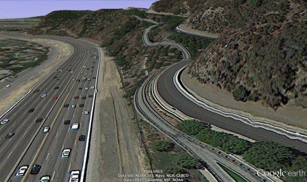 Google Earth photos fails