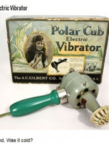 These Vintage Sex Toys Look More Dangerous Than Fun