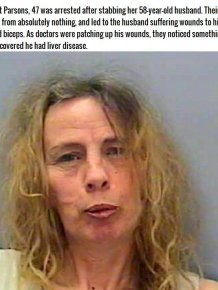 Woman Stabs Her Husband And Accidentally Saves His Life