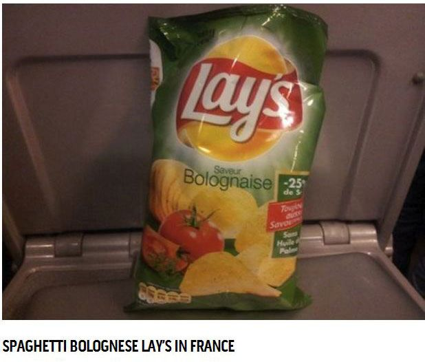 Unbelievable Snack Foods That Aren't Available In The US