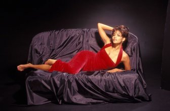 Halle Berry - 20 years ago
