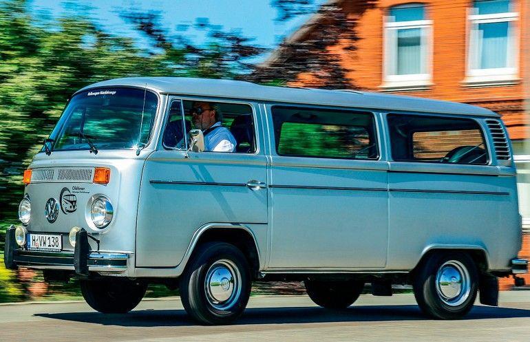 Legendary van - Volkswagen T2