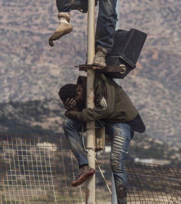 Escaping Morocco For Melilla