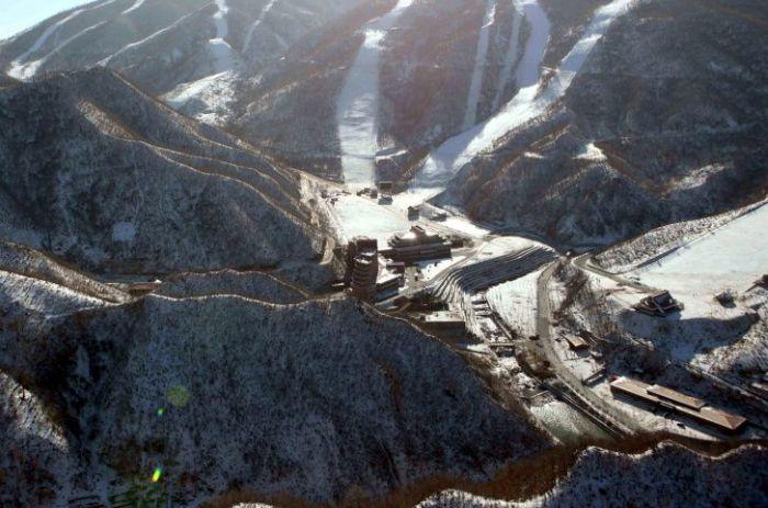 A Close Look At North Korea's Impressive Ski Resort