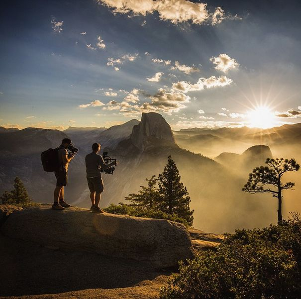 Amazing National Geographic Photos By Jimmy Chin