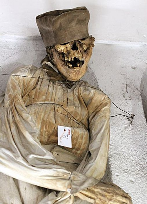 These Catacombs Are Creepier Than Any Horror Movie