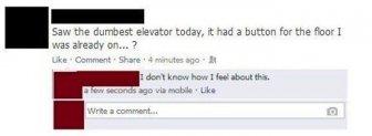 Dumb Things People Say