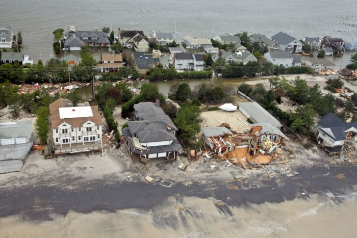A Look Back At The Massive Destruction Caused By Hurricane Sandy