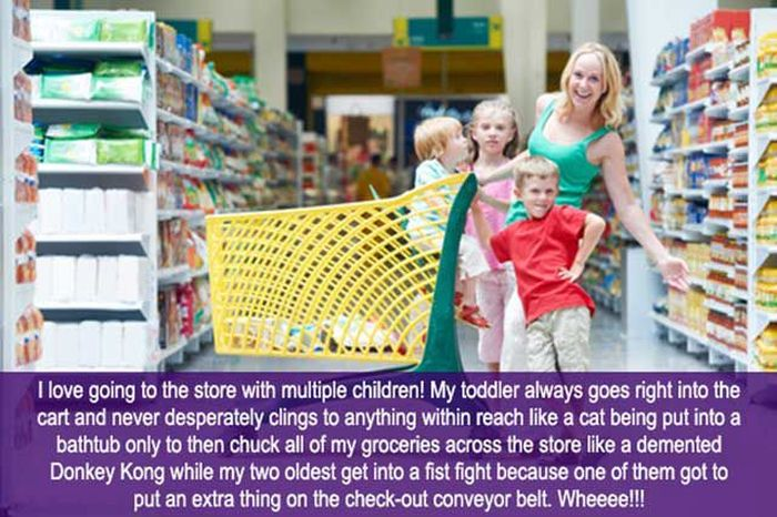 Moms Give Stock Photos A Serious Dose Of Reality