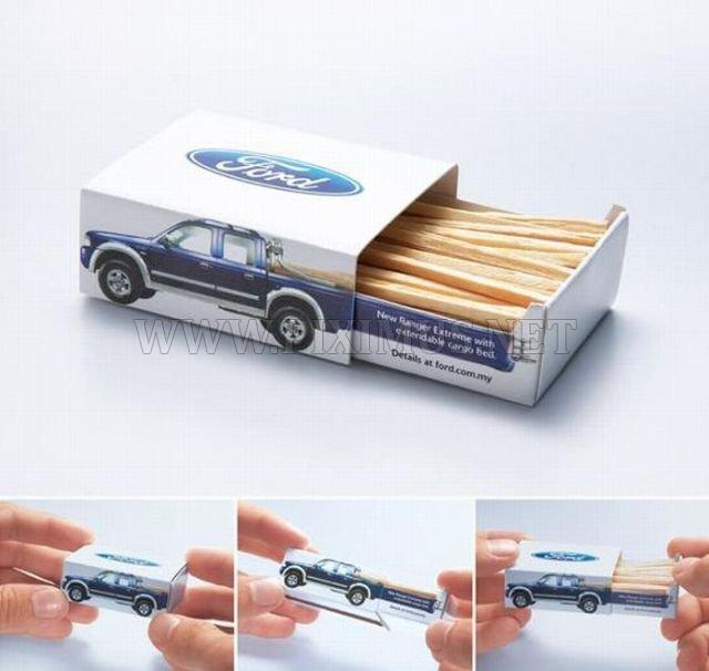 Creative Matchboxes
