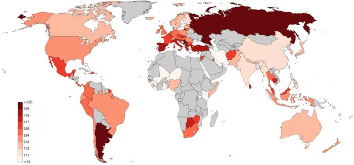 Graphs And Maps That Give You An Interesting Perspective