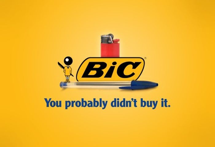Honest Slogans For Everyday Products
