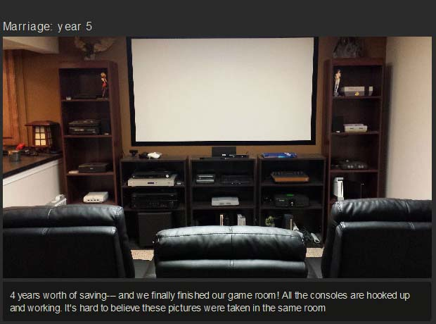 This Couple Built The Most Epic Game Room Ever